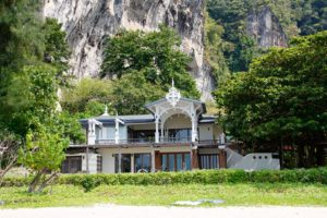 villa en Thailande