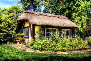 achat d'une maison de village