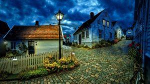 maison de village sans garage